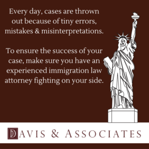 Davis & Associates Immigration Law
