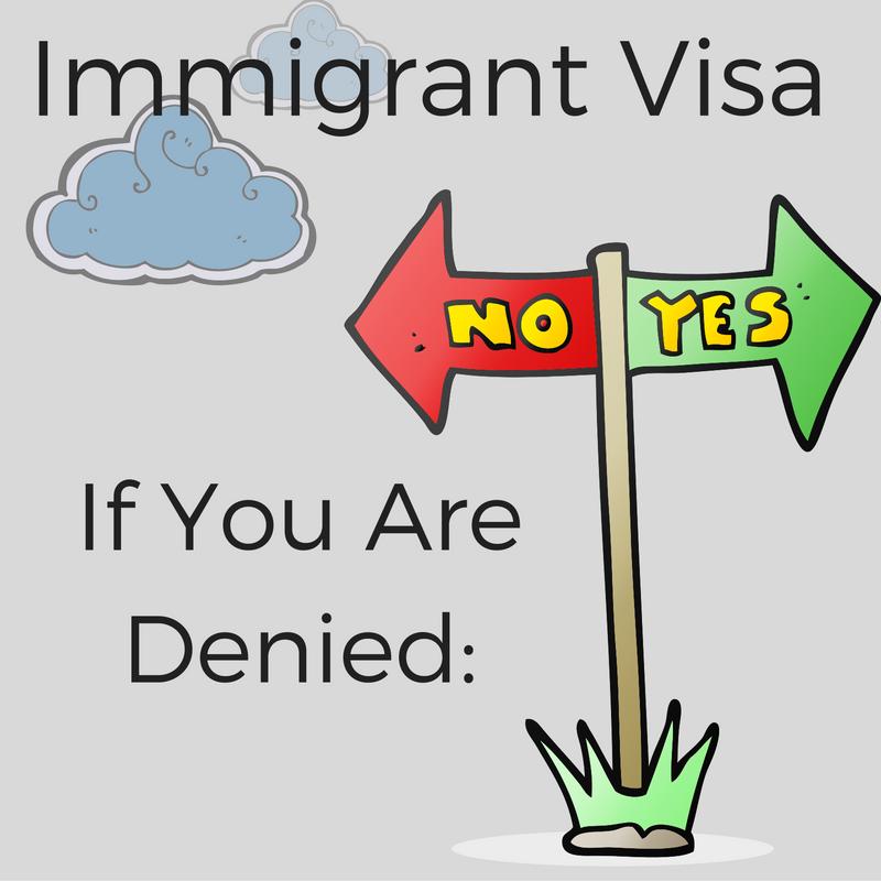 Immigrant Visa If You Are Denied | Dallas Immigration Attorney | Davis & Associates