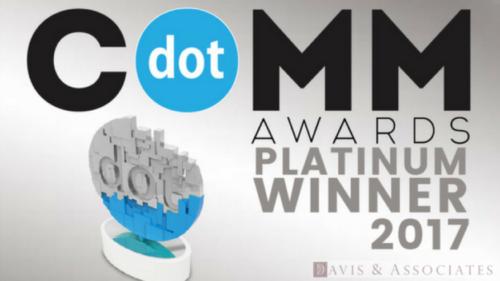 Davis & Associates Platinum Award dotCOMM Image