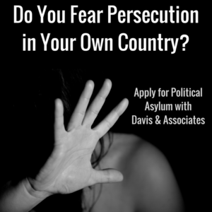 Fear Persecution in Your Own Country? Call Nanthaveth & Assocaites