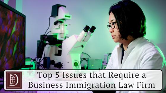 abogados de inmigración de negocios