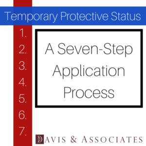 Temporary Protective Status Seven Step Process