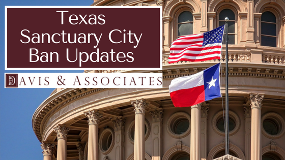 Texas Sanctuary City Ban Updates October 2017