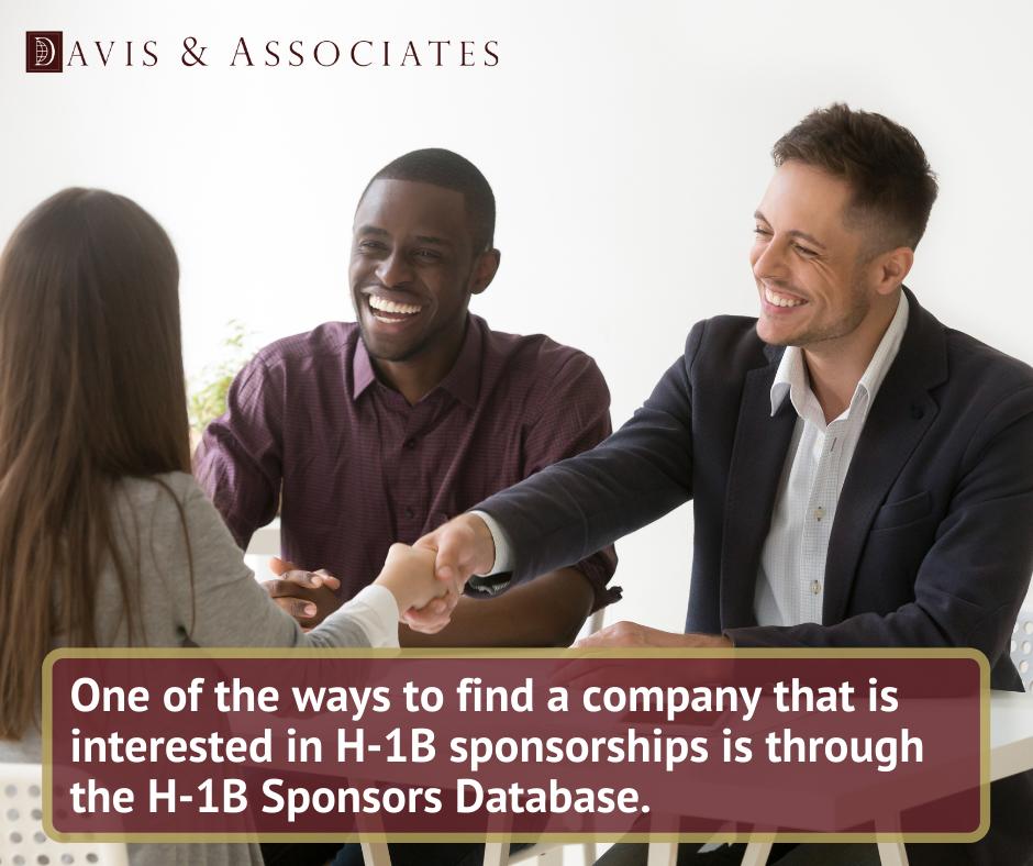 Get H1B Sponsorship - Business Immigration Lawyer - Davis & Associates