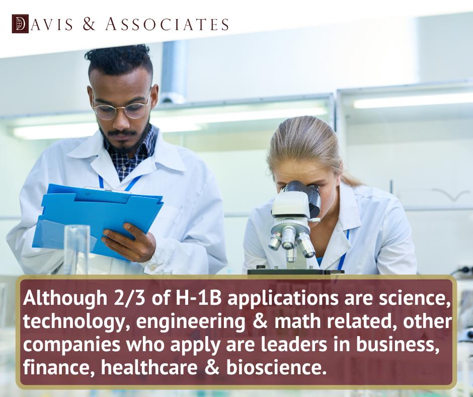 H1B Science Visas - Business Immigration - Davis and Associates