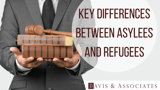 Key Differences Between Asylees and Refugees Political Asylum Lawyers
