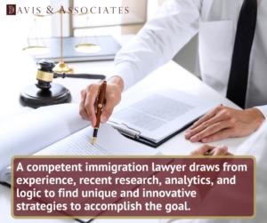 Immigration Lawyer Experience - Davis & Associates