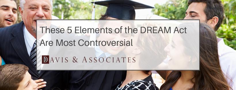 The Dream Act - Immigration News - Davis & Associates