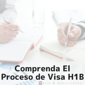 Comprenda El Proceso de Visa H1B JPEG