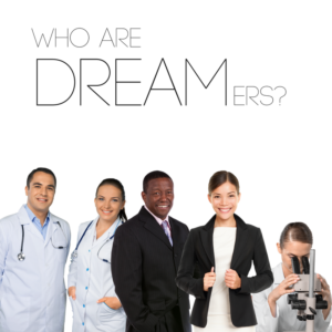 Picture of Who Dreamers are in America