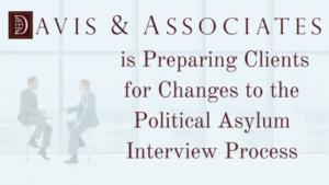 obtaining a political asylum attorney