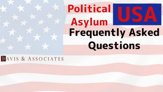 Political Asylum USA- Frequently Asked Questions