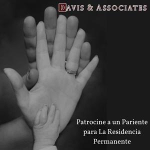 Patrocinio De Un Pariente Para Residencia Permanente