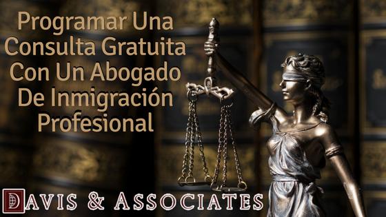 Programar una consulta gratuita con un abogado de inmigración profesional