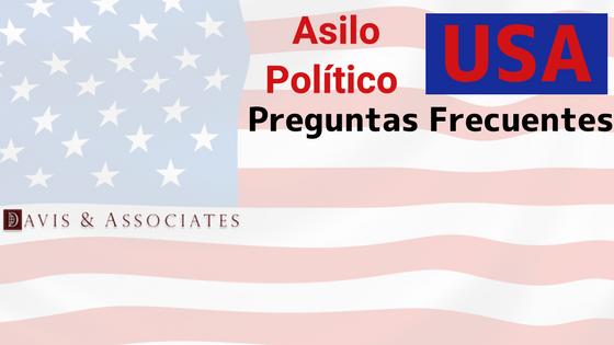 Asilo Político USA