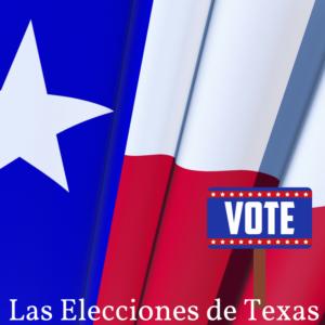Elecciones de Texas