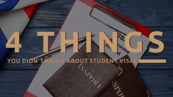 4 Things You Didn't Know About Student Visas - Dallas Student Visa Lawyer