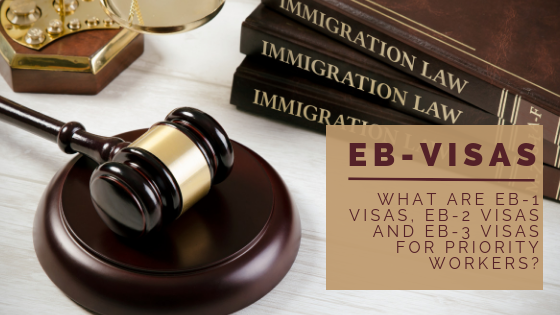 What is a EB-1 Visa, EB-2 Visa and EB-3 Visa for Priority Workers - Dallas Immigration Lawyers