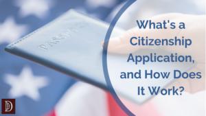 What's a Citizenship Banner