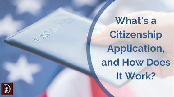 What's a Citizenship Banner