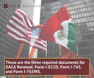 DACA Renewal Forms
