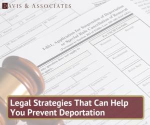 Deportation Attorney - Davis & Associates