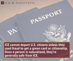 Deportation - ICE