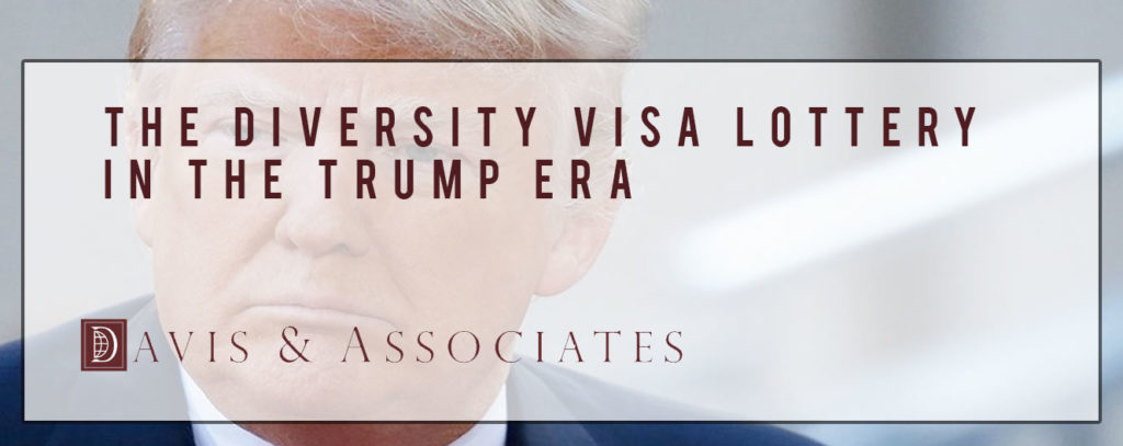 Diversity Visa Lottery Trump