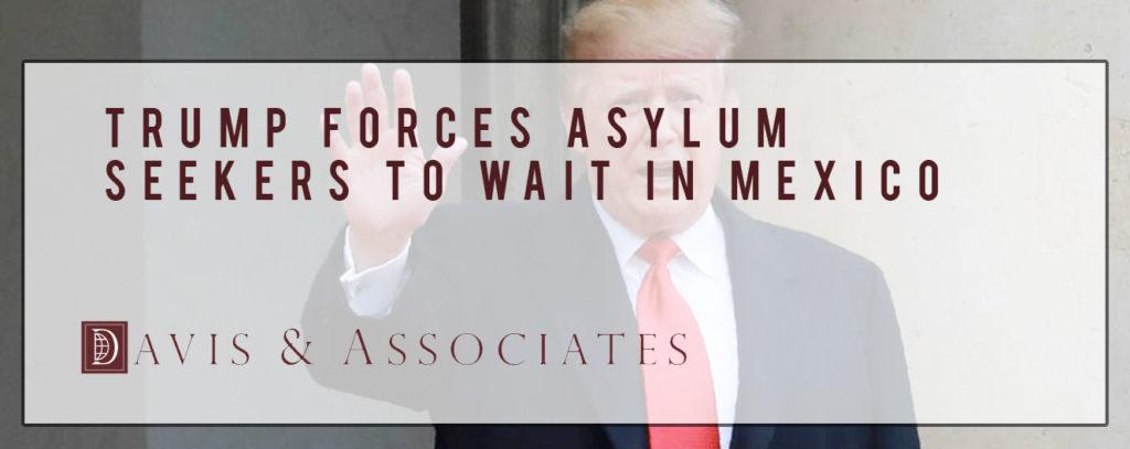 Asylum Seekers Mexico