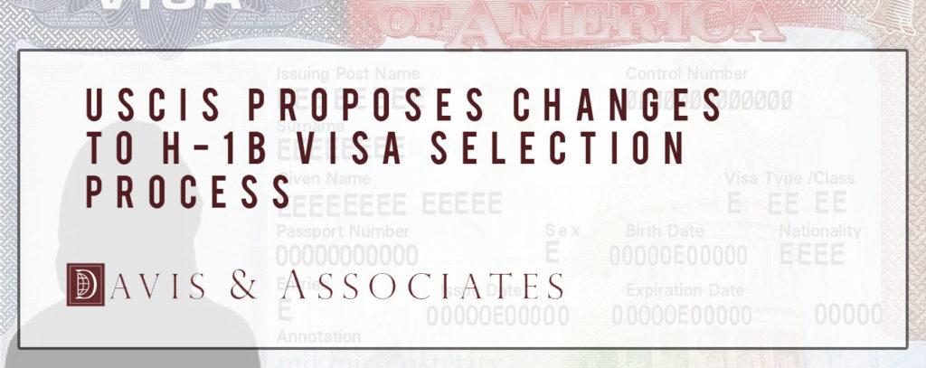 USCIS Changes H-1B