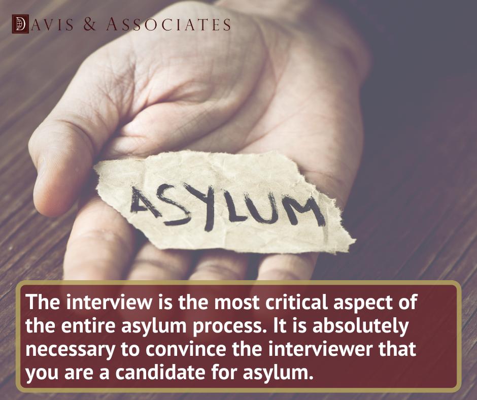 Political Asylum Attorneys - Davis & Associates