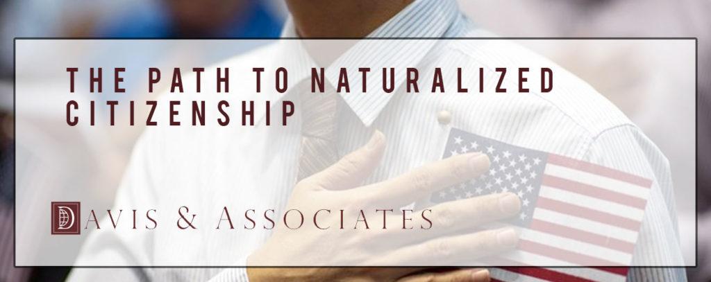 Naturalized Citizenship