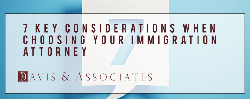 Your Immigration Attorney