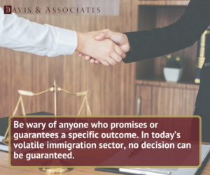 How to Find The Best Immigration Attorney - Davis & Associates