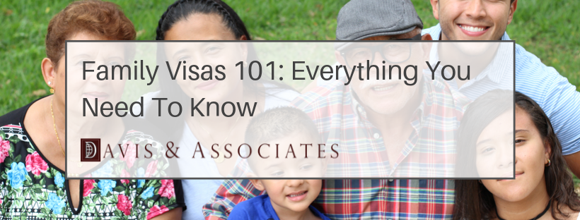 Family Visas 101: Everything You Need To Know