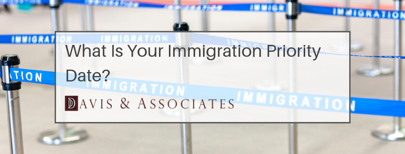 What Is Your Immigration Priority Date?