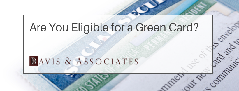 Are You Eligible for a Green Card?