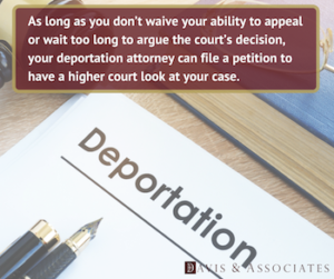 13. Deportation Defense SQ
