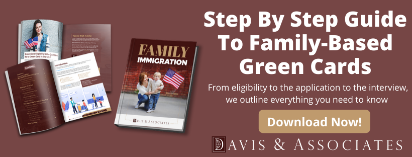 Family Immigration - Davis & Associates