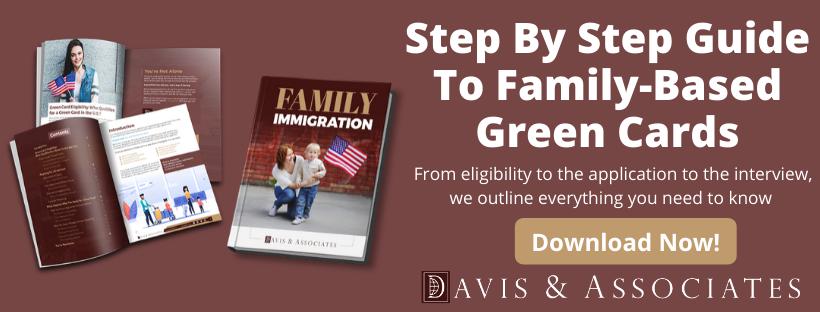 Family Immigration - Davis & Associates
