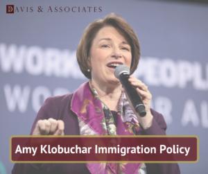 Amy Klobuchar Immigration Policy