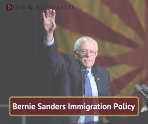 Bernie Sanders Immigration Policy