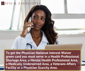 Physician National Interest Waiver