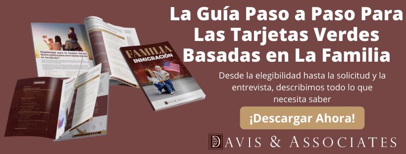 Familia Inmigración - Davis & Associates E-book