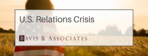 U.S. Relations Crisis