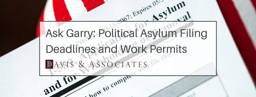 USA Political Asylum | Texas Immigration Attorney