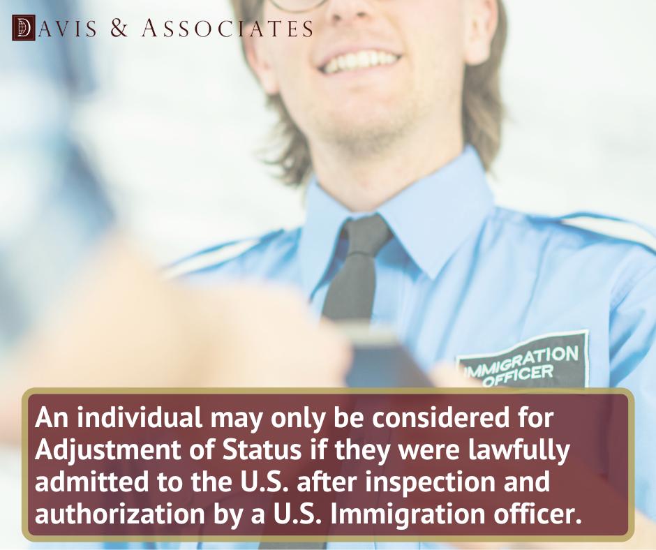 Adjustment of Status - Texas Immigration Attorneys - Davis & Associates