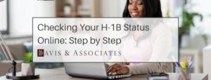 Checking Your H-1B Visa Status