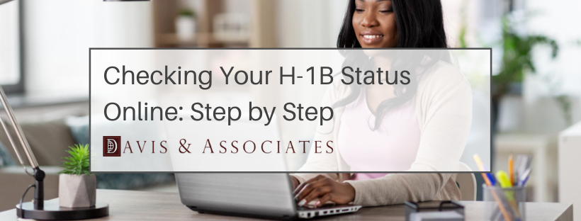 Checking Your H-1B Visa Status