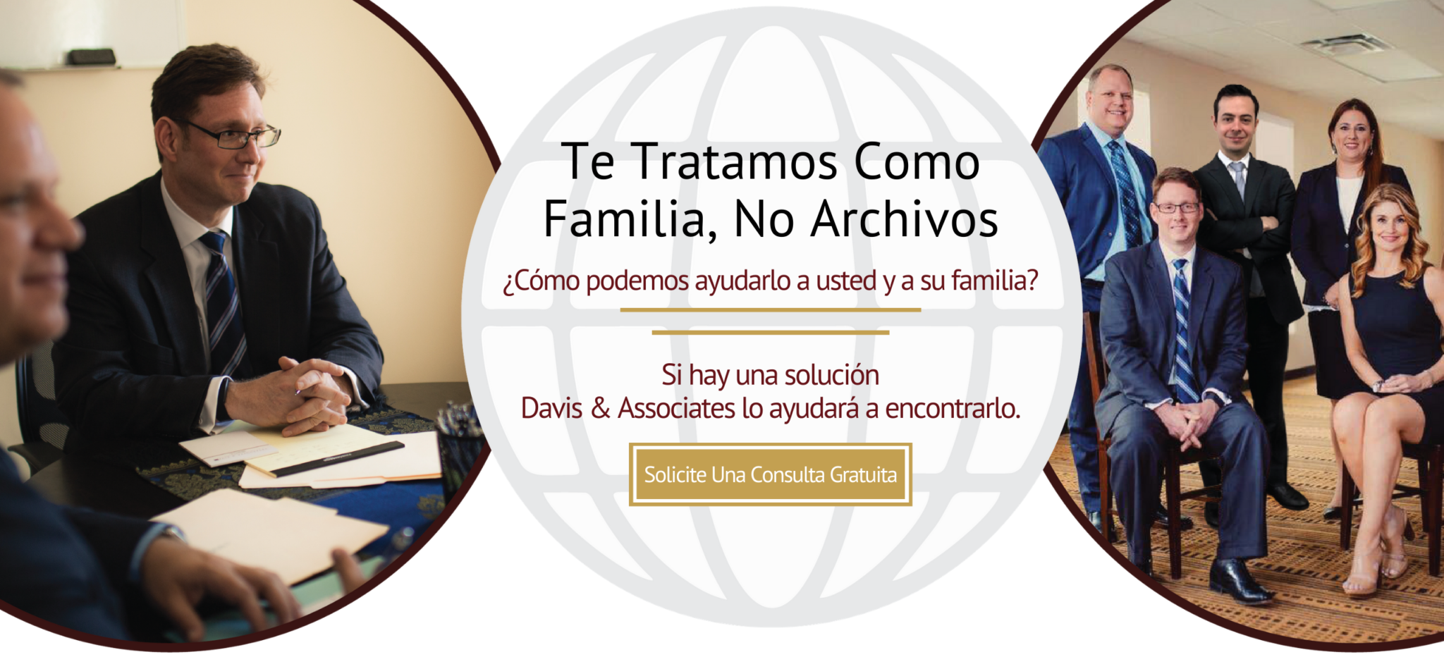 Abogados de inmigración en Dallas y Houston - Davis & Associates